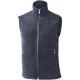 Ivanhoe of Sweden Kurre Vest Men graphite marl